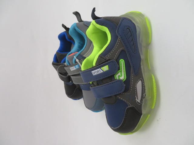 Buty Sportowe Dziecięce B638, Mix 3 color, 20-25