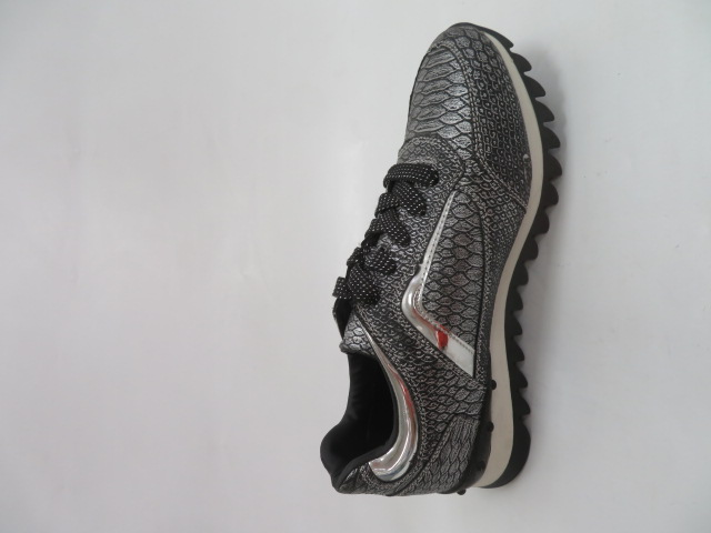 Sportowe Damskie 712910, Silver, 36-41 2