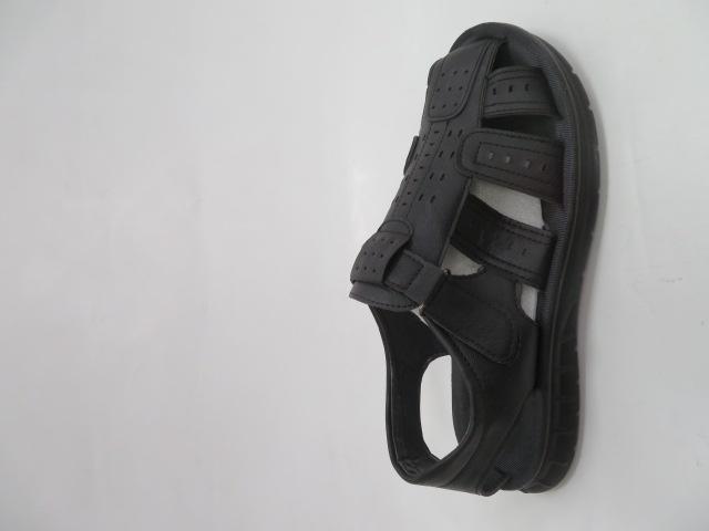 Sandały Męskie 276, Black, 41-46