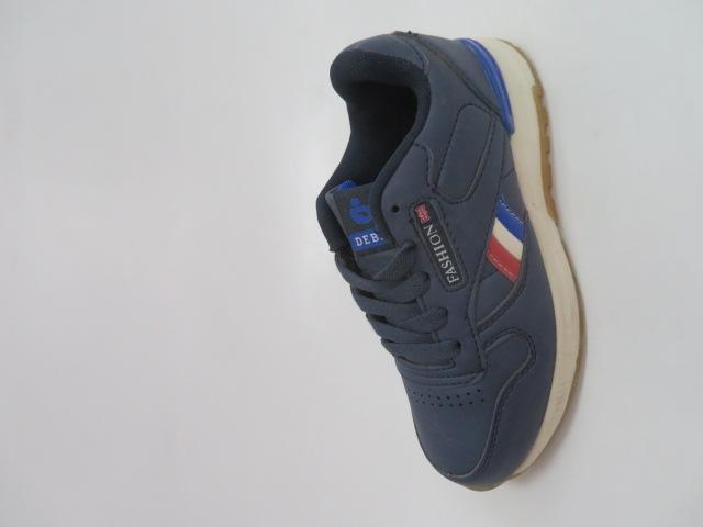 Buty Sportowe Dziecięce 188-3, Navy/Royo , 30-35