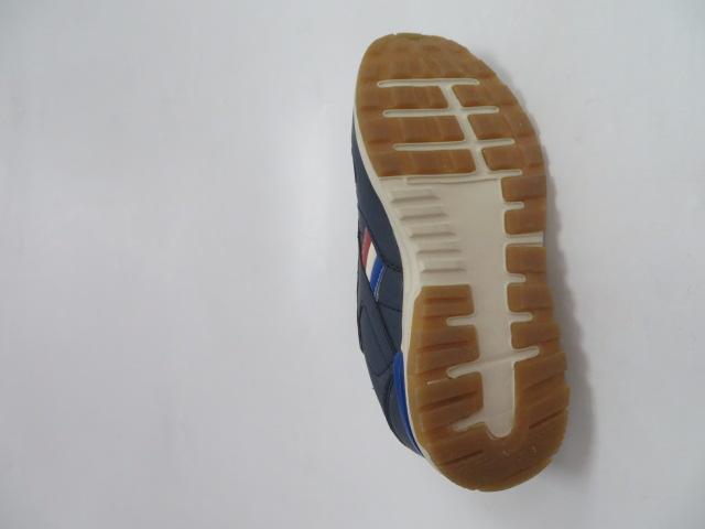 Buty Sportowe Dziecięce 188-3, Navy/Royo , 30-35 3