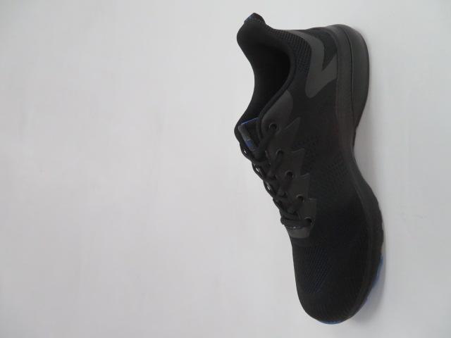 Buty Sportowe Męskie MXC 8225-X, Black/Blue, 41-46 3