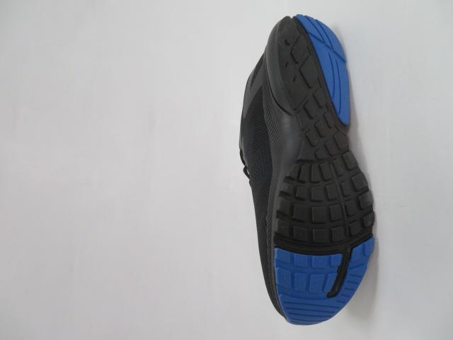 Buty Sportowe Męskie MXC 8225-X, Black/Blue, 41-46 2
