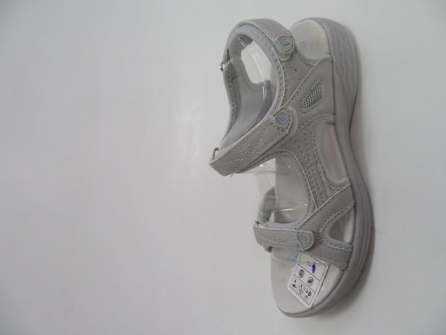 Sandały Damskie 7SD 9170, Grey/Grey, 36-41 1