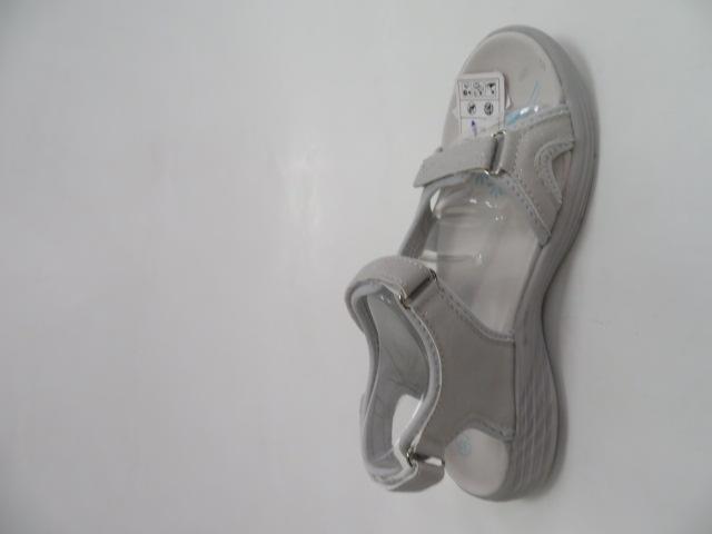 Sandały Damskie 7SD 9170, Grey/Grey, 36-41 2