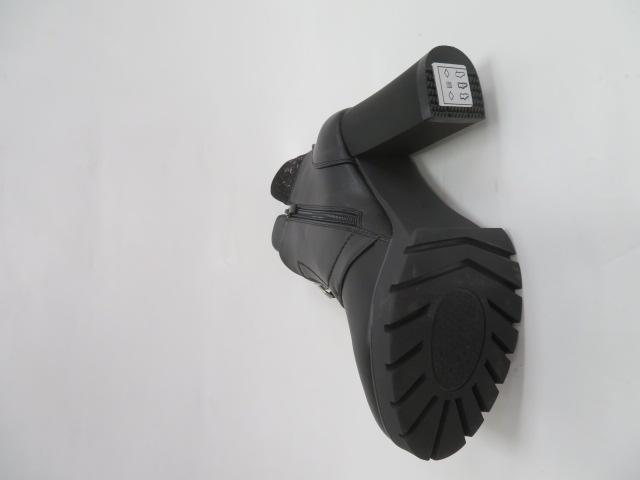 Botki Damskie AA157-1, Black, 36-40 3