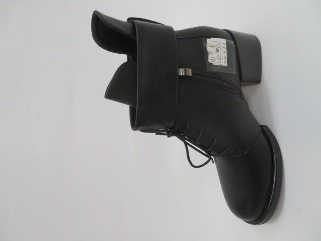 Botki Damskie AA82-1, Black, 36-40 2
