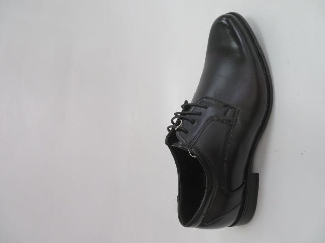 Półbuty Męskie MXC 455, Black/Black, 40-45