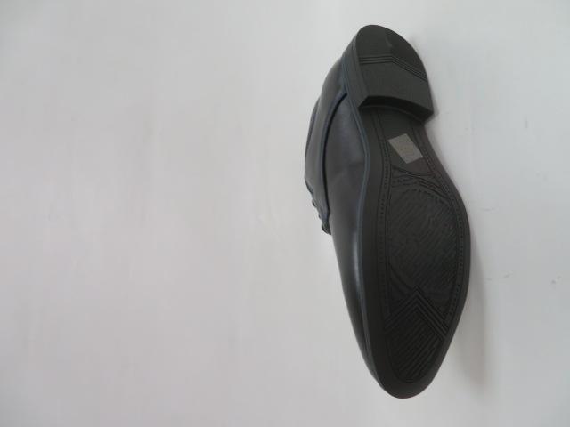 Półbuty Męskie MXC401, Black/Blue, 40-45 3