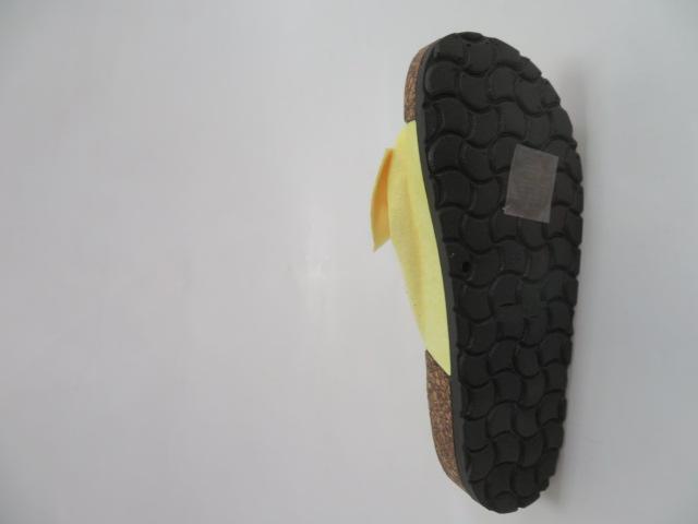 Klapki Damskie FF-005, Yellow, 36-41 3
