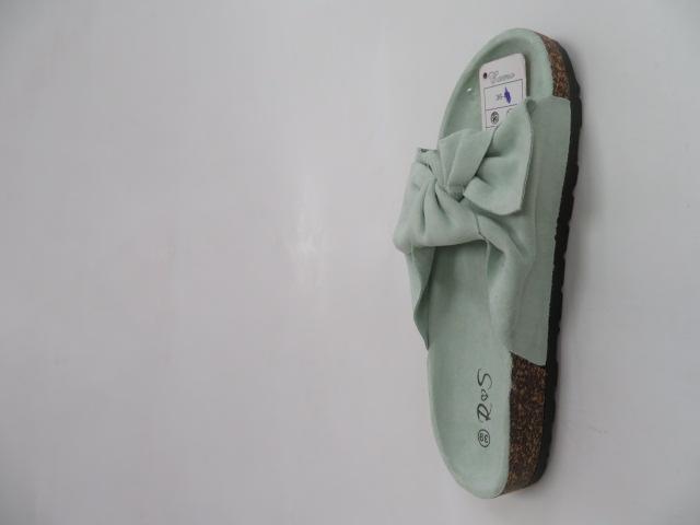 Klapki Damskie FF 005, Green, 36-41 2