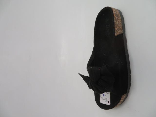 Klapki Damskie FF-005, Black, 36-41 1