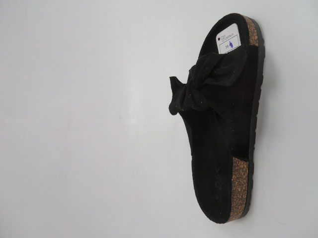 Klapki Damskie FF-005, Black, 36-41