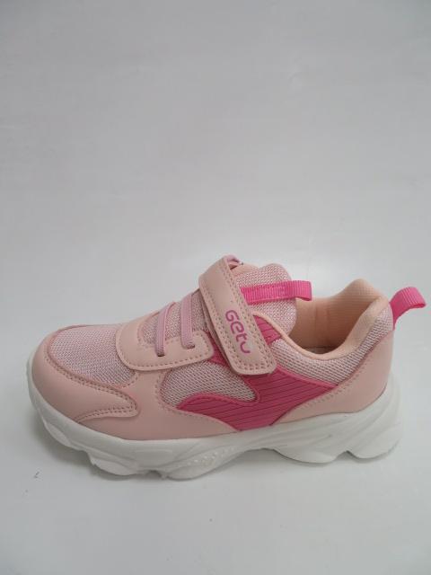 Buty Sportowe Dziecięce F765, Pink, 26-31