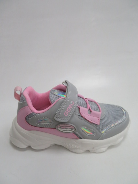 Buty Sportowe Dziecięce F766, Gray, 26-31