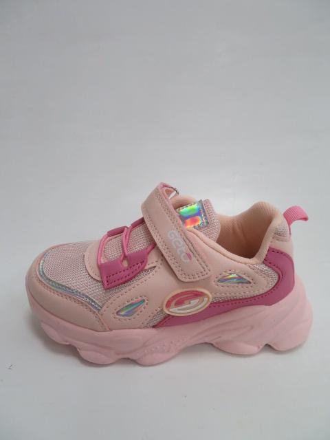 Buty Sportowe Dziecięce F766, Pink, 26-31