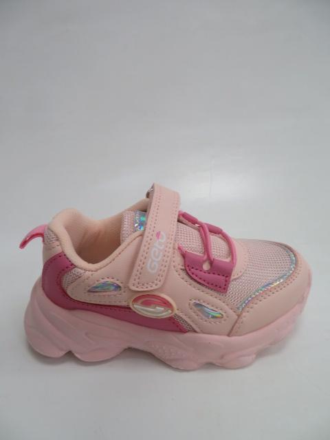 Buty Sportowe Dziecięce F762, Pink, 20-25