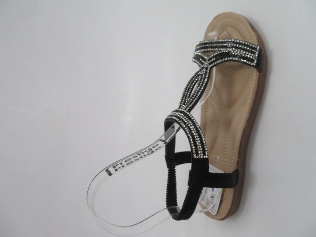 Sandały Damskie CZ-080, Black , 36-41 1