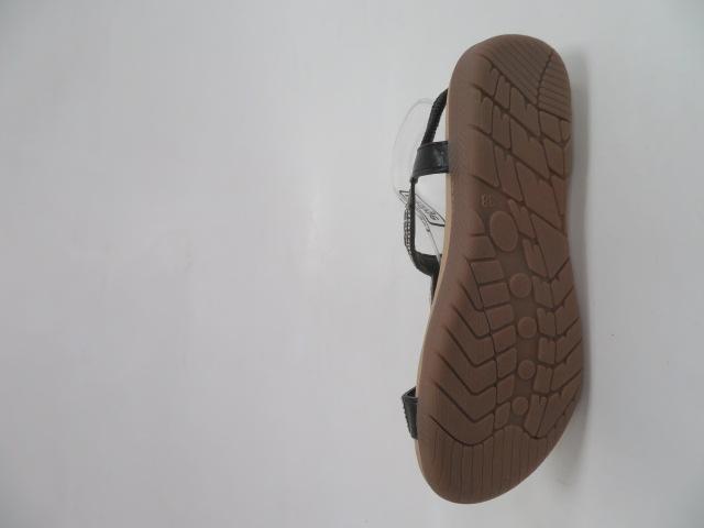 Sandały Damskie CZ-080, Black , 36-41 3