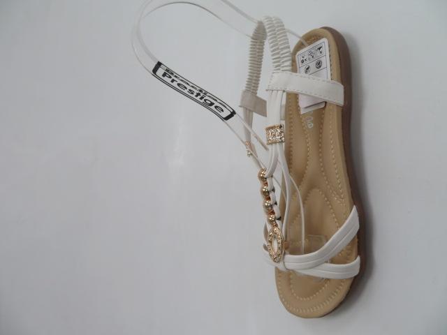 Sandały Damskie 2050, White, 36-41 1