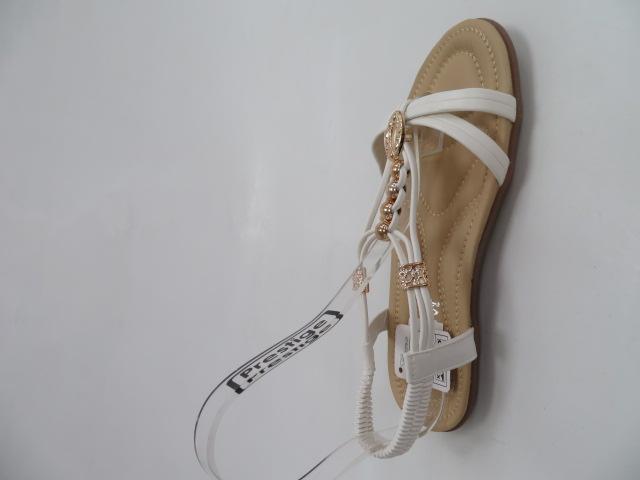 Sandały Damskie 2050, White, 36-41 2