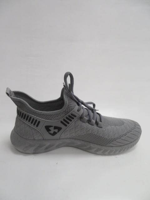 Buty Sportowe Męskie H550-3, Grey, 40-45