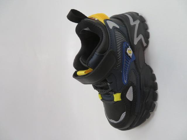 Buty Sportowe Dziecięce L250, Black/Yellow, 26-31