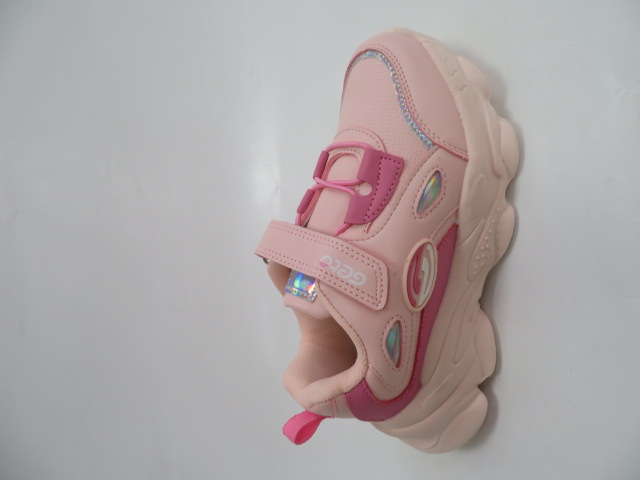 Buty Sportowe Dziecięce F821, Pink, 31-36
