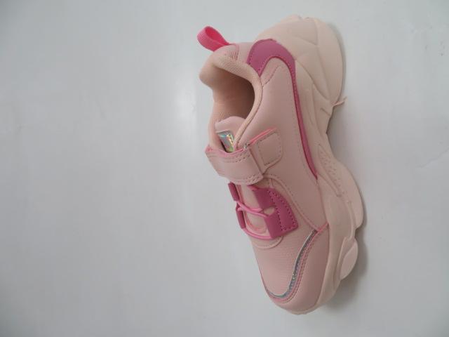Buty Sportowe Dziecięce F821, Pink, 31-36 3