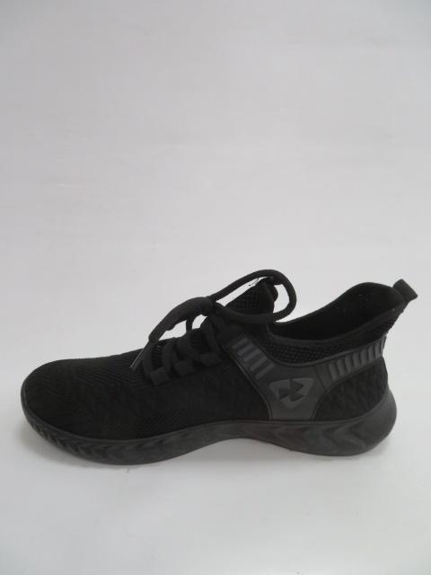 Buty Sportowe Męskie H550-1, Black, 40-45
