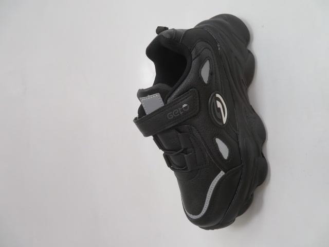 Buty Sportowe Dziecięce F821, Black, 31-36