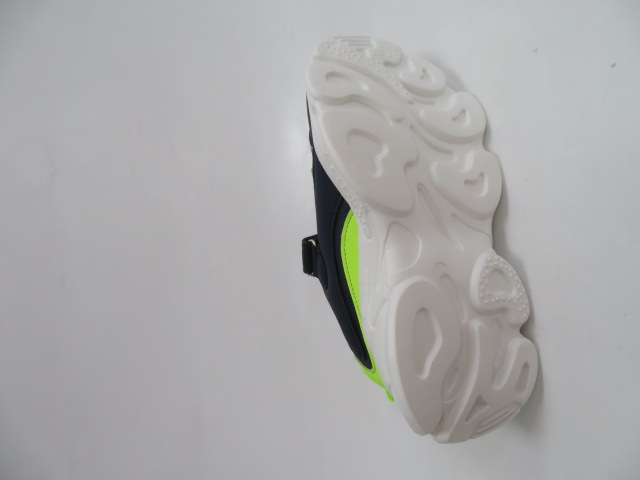 Buty Sportowe Dziecięce F821, Blue/Green, 31-36 3
