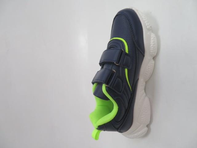 Buty Sportowe Dziecięce F801, Green, 31-36