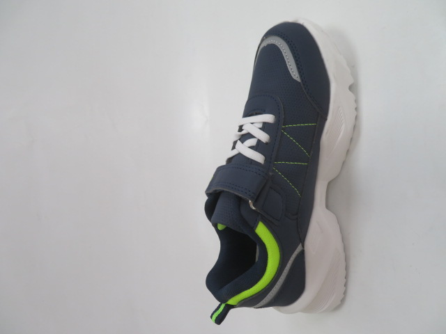 Buty Sportowe Dziecięce F805, Green, 32-37