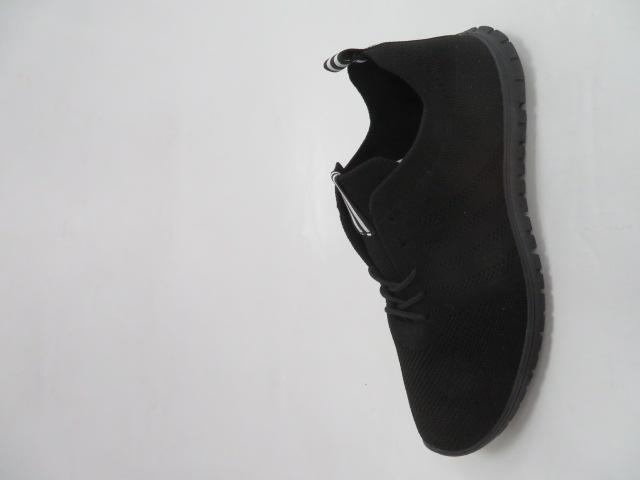 Sportowe Damskie 0020-1, Black, 36-41 1