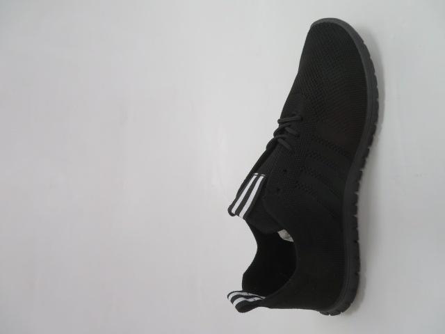 Sportowe Damskie 0020-1, Black, 36-41 2