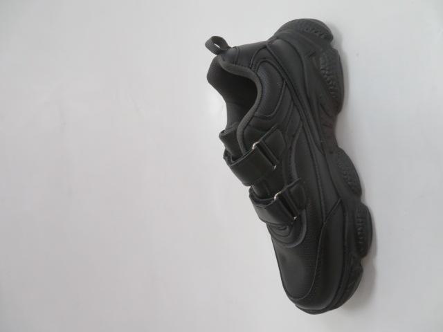 Buty Sportowe Dziecięce F801, Black, 32-37
