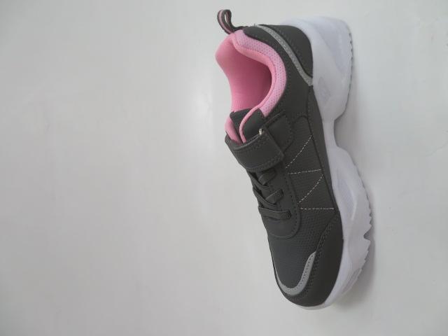 Buty Sportowe Dziecięce F805, Gray, 32-37