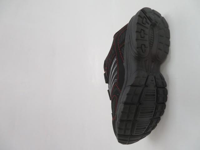 Sportowe Damskie F056, Black/Red, 36-41 3