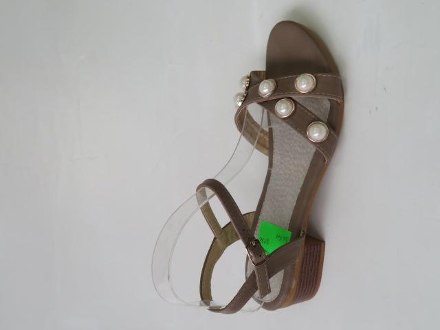 Sandały Damskie G18-7, D.Grey, 36-41
