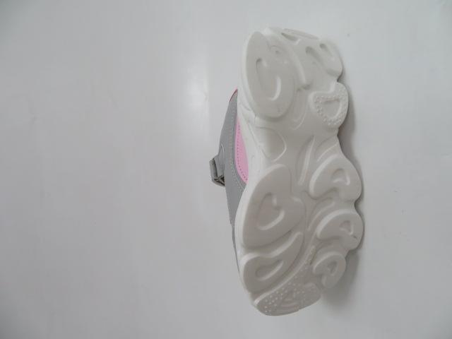 Buty Sportowe Dziecięce F822, Gray/Pink, 25-30 3
