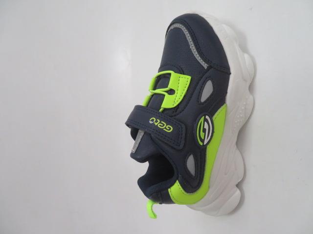 Buty Sportowe Dziecięce F822, Blue/Green, 25-30