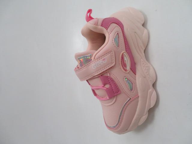 Buty Sportowe Dziecięce F822, Pink, 25-30