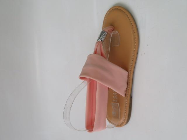 Sandały Damskie G18-3, Pink, 36-41