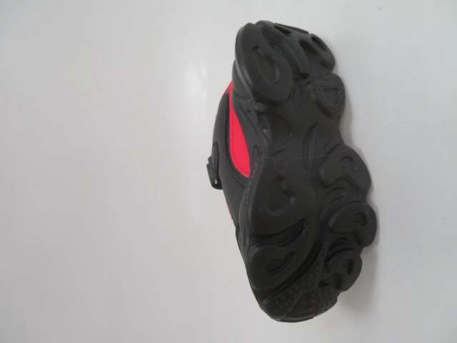 Buty Sportowe Dziecięce F822, Black/Red, 25-30 3