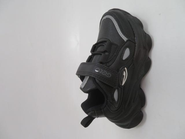 Buty Sportowe Dziecięce F822, Black, 25-30