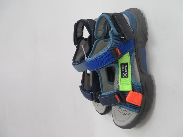 Sandały Dziecięce 5SD 9079, Mix 2 color, 32-37