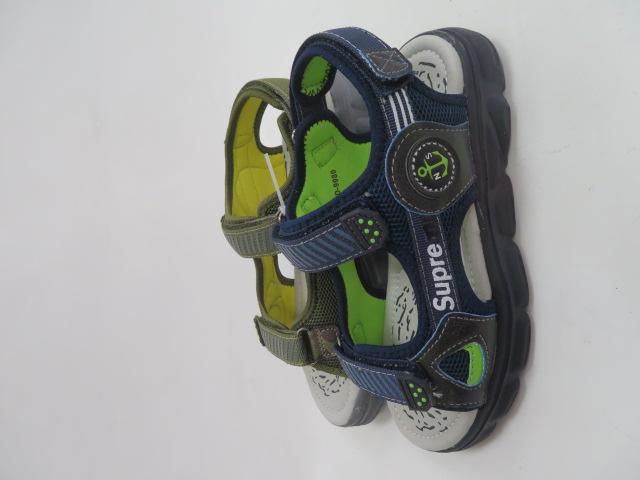 Sandały Dziecięce 5SD 9080 , Mix 2 color, 32-37