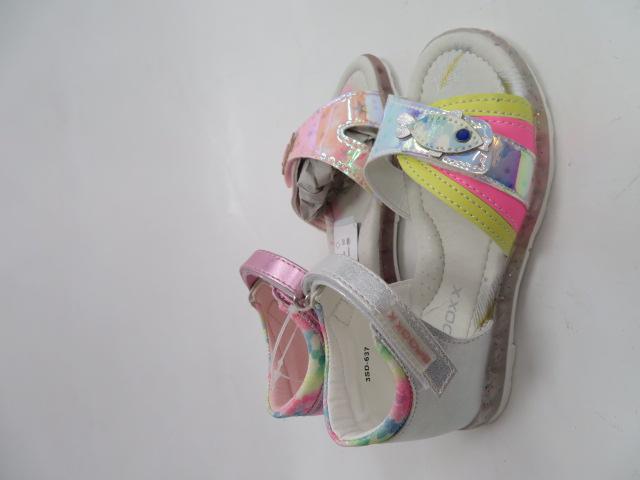 Sandały Dziecięce 3SD 637  , Mix 2 color, 26-31