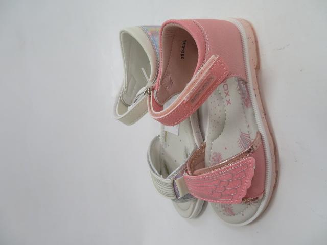 Sandały Dziecięce 3SD 636, Mix 2 color, 26-31